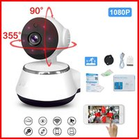 Baby Monitor WiFi Cry Alarm Caméra IP Caméra Vidéo Nanny Cam Night Vision Surveillance sans fil CCTV 2MP 210618