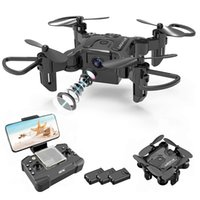 simulator 4DRC V2 Mini Dron 3 WiFi FPV with 720P HD Camera Altitude Hold Mode Foldable Pocket RC Drone Quadcopter Helicopter Gift RTF