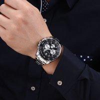Masculino Quartzwatch Men Relogio Sport Army Luxury Military Water Fashion Watches Resistente Orologio da polso Curren Casual Watch10 SDBTU