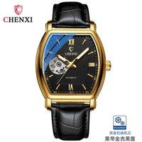 Mechanische Gentlemen Uhren Sport Luxus Original Vintage Automatik Gürtel wasserdichte Siegel Best-Selling Marke Persönlichkeit Armbänder