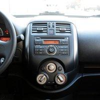 ل Sunny 2011 2012 2013 راديو السيارة Autoradio ستيريو الوسائط المتعددة لاعب GPS الملاحة رئيس وحدة 2din 6GB + 128GB سيارة دي في دي
