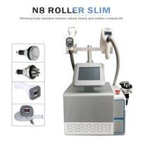 Máquina de Vaccuum de Roller N8 Perda de Peso emagrecimento Vácuo RF Massagem Infravermelha Celulite Reduzir a Pele Aperte Máquinas Slim
