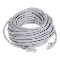 كابل Ethernet Cat8 LAN Cable RJ45 Network Cat 5 Router Internet التصحيح الحبل للكمبيوتر 1M / 3 M / 10M / 15M / 20M / 30M / 50M / 50M / 50M / 100M