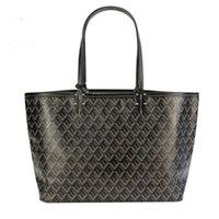 아기 여성 쇼핑 가방 Goya Shoulde Tote 단면 GY 최고 품질의 실제 Leathe 핸드백