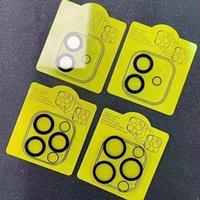 Temperli Cam Kamera Lens Koruyucu Ekran Koruyucular Filmi iPhone 13 12 Mini 11 Pro