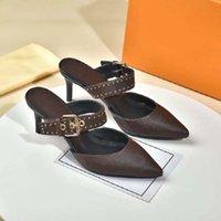 Donne vestito scarpe lettere tacchi tacchi corti in pelle da donna pantofole oro argento pompe da donna scarpe da sposa partito scarpe da sposa sposa con tacchi scarpe10 03
