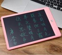 المحمولة 10 بوصة لوحات صغيرة السبورة lcd اللوح المغناطيسي السبورة للأطفال كتابات الطباشير الكتابة الإلكترونية