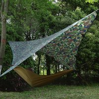 Tents And Shelters Waterproof Hammock Shelter Tent Sunshade Outdoor Camping Rainfly Tarp With Stuff Sack