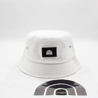 Cubo de moda sombrero gorra goreie para hombre mujer calle casquette stingy brim sombreros 5 color de la mejor calidad