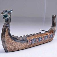 Dragon Encense Stick Titulaire Sculpté à la main Ornements de censure Sculpteur SH190924