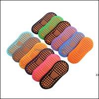 Other Textile Textiles Home & Gardenfashion Sport Trampoline The Sile Antiskid Outdoor Breathable Absorbent Yoga Pilates Socks Jum Women Soc