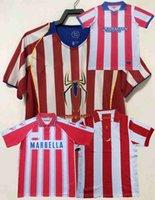 Retro Classic Atletico Soccer Jerseys 1903 1994 1995 2003 2004 2005 2011 12 13 14 15 18 19 Barjuan Denia Simeone F.Torres Caminero Grizmann مدريد قميص كرة القدم