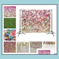 Other Festive Supplies & Gardenmorethan 30Designs Wedding Backdrop Bridal Shower Large Background Home Party 3D Wisteria Design Decoration P