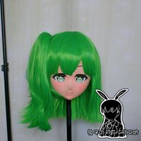Máscaras de fiesta (RB676) Calidad Hecho a mano / niña Resina Anime japonés Personaje de dibujos animados Cosplay Great Fairy Kigurumi Máscara