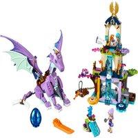 Бела Эльфы 10549 Драконовая святилище здания кирпичи блоки DIY образовательные игрушки совместимые с Lepining друзьями дары 41178