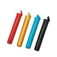 멀티 컬러 플라스틱 DOOB 바이알 방수 밀폐 피트 냄새 증거 냄새 씰링 허브 컨테이너 보관 케이스 롤링 종이 튜브 406 R2