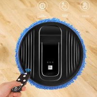 Vacuum Cleaners Remote Control Mop Machine Wet And Dry Cleaner Household Smart UV Sterilization