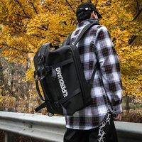 Backpack Tide Brand Male Schoolbag Female Student Large Capacity Shoulder Travel Bag Multifunctional