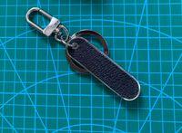 أزياء سكوتر مجلس سحر الذهب كيرينغ مفتاح حامل سيارة عن مفتاح البني الجلود مفتاح حلقة حقيبة المفاتيح مع مربع