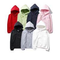 Nouvelle mode Sweat à capuche Hommes Femmes Sweat Sweat Sweat-shirt Broderie Coton Épais De Mode Sweats à capuche Pull à manches longues Streetwear K860