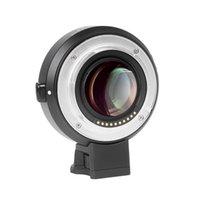 VILTROX EF-E II Lens Montaj AF Otomatik Odak Redüktör Hız Booster Adaptörü Canon EF Lens için Sony E-Dağı Kamera