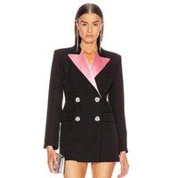 Günlük Elbiseler Ocstrade Bodycon Elbise Seksi V Boyun Siyah Takım 2021 Gelenler Sonbahar Kadınlar Uzun Kollu Kulübü Gece Parti