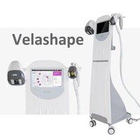 4 في 1 التخسيس velashape السيلوليت آلة رفع الوزن فيلا الجلد فراغ التجويف ليزر ليبو آلات