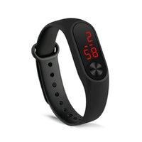 디자이너 시계 브랜드 시계 럭셔리 시계 TCHES 핸드 링 LED 스포츠 패션 전자 Reloj DePortivo Para Mujer