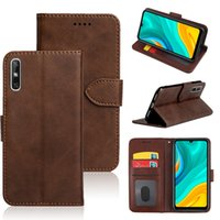 Classic Wallet PU Leather Cases Mobile Phone Bags Card Slot Photo Frame Shockproof Flip Cover For Huawei Enjoy 30e 20 Pro 10 Plus 10s 10e Max