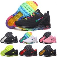 New Men Women 360 Running Shoes Triple Black White Green Pink Laser Blue Mens Trainers Sports Sneakers Runners CZQ151211 brazil br anikas