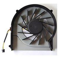 Almohadillas de enfriamiento portátil Ventilador de CPU para PAVILION DV6-3100 DV6-3000 DV7-4200 DV7-4300 DV7-4000