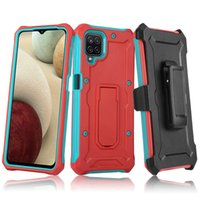 With Belt Clip New Phone cases 2 In 1 Kickstand Cover For Iphone 13 Mini Pro Max