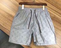 JJ Men Moda Designer Impermeabile Tessuto Summer Men Shorts Brand Abbigliamento Costumi da bagno in nylon Pantaloni da spiaggia Pantaloni da bagno Pantaloncini da bagno