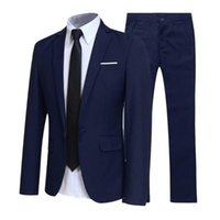 Men's Suits & Blazers Suit Three-Piece Business Dress Professional Small West Decoration Body Groomsmen Clothing Groom Wedding Traje