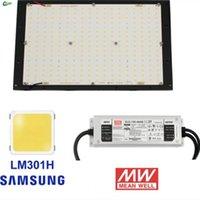 150W LED مصباح مجلس Samsung QB288 V3 LM301H 4000K مع طيف 660nm الأشعة تحت الحمراء الكامل لنمو النباتات الداخلية والزهرة