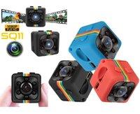 Nuovo SQ11 Full HD 1080p Night Vision Camcorder Portatile Mini Micro Sport Telecamere video Recorder Cam CAM DV Camcorder (non includere la scheda TF)
