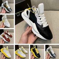 Herren Y-3 Sneakers Designer Designer Sneakers Niedrige Top-Damen- und Damen-Freizeitschuhe 35-46