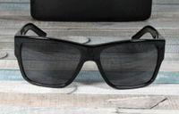 Sunglasses Hommes Polarisés de haute qualité Mens Sunglasses Marque Mens Sun Lunettes de soleil Verres de lunettes Verre Verre Glasse Square Lentilles 59 mm avec boîte