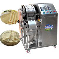 2021 Ultime vendita calda Completamente automatica Panello Pita Roti Maker Chapati Making Machine Prezzo / Arabic Pita Bread Machine Machine Tortilla