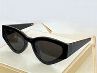 Cat Eye Black Серые Солнцезащитные Очки Удобное Стиль Gafas de Sol de Женщины Мода Солнцезащитные Очки UV400 Охрана Очки Top Quqality с коробкой