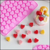 Craft Arts, Crafts Gifts Home & Gardencraft Tools Mini Heart Coffee Bean Candle Sile Soap Mold Letter Number Chocolate Candy Cake Decorating