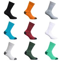 New High Quality Cycling Socks Professional Rapha Sports Street Bicycle Socks Breathable Outdoor Bike