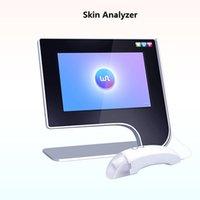 2021 새로운 CE 승인 매직 미러 지능형 피부 분석기 / 얼굴 스킨 분석 기계 / 와이파이가있는 안면 장비