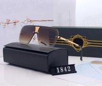 UV400 Occhiali da sole Fashion ProtectionTop Sunglasses Dita 1842 Sunglass Quality Manwoman Dita Vojub