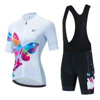 퀵 드라이 의류 여성 자전거 사이클링 저지는 여름 야외 스포츠 사이클링 옷 숙녀 착용