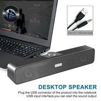 مكبرات الصوت الكمبيوتر، سلكية سلكية مكبر صوت سطح المكتب USB، ستيريو USB بدعم سطح المكتب مكبر الصوت محمول لأجهزة الكمبيوتر المحمول سطح المكتب المحمول الكمبيوتر المحمول mp3