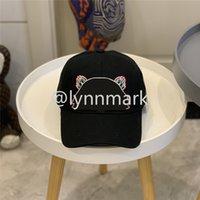 Tasarımcı Beyzbol Şapkası Moda Erkekler Kadınlar Golf Kova Şapka Kaplan Kafası Nakış Tasarımcıları Caps Şapka Erkek Sunhat Kadınlar Için Bonnie Bonnet 2021
