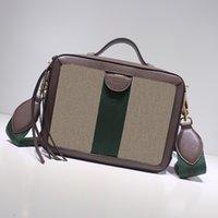 Borsa per designer in pelle modaBag in pelle retrò all'ingrosso borse a croce borse a tracolla con tracolla classica borse casual high-end donna dicky0750 knrpv