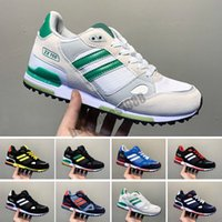 Adidas Originals ZX 750 Novos Originais Editex Originais ZX750 Sneakers ZX 750 para Homens Plataforma Mulher Atlético Moda Casual Mens Sapatos Designer Chaussures