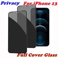 Privacy Full Cover Anti Spy Tempered Glass Screen Protector For iPhone 13 12 11 Pro Max XS XR 8 7 6 Samsung S20 FE S21 A12 A32 4G 5G A42 A52 A72 A01 A11 A21 A21S A31 A41 A51 A71